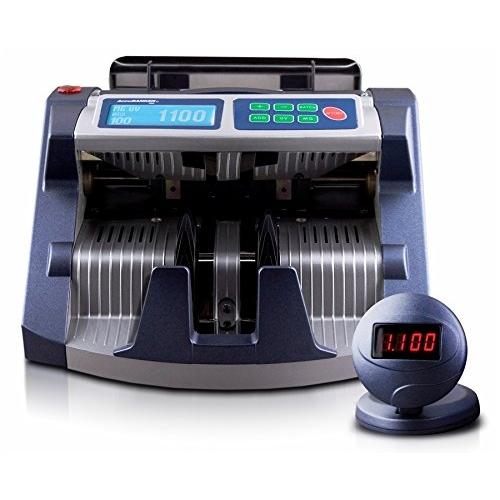 1-AccuBANKER AB 1100 PLUS UV/MG počítačka bankovek
