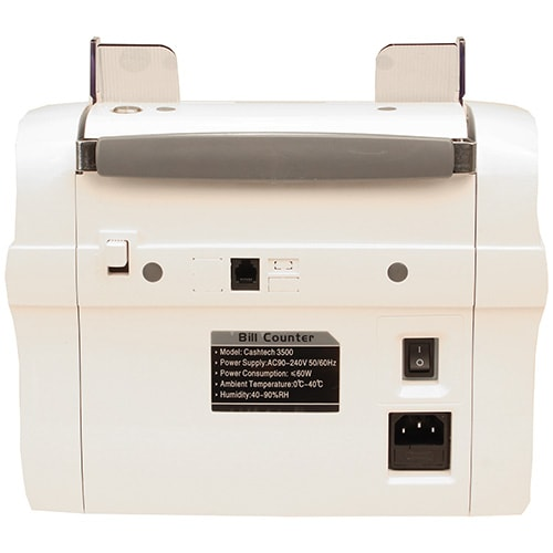 3-Cashtech 3500 UV/MG počítačka bankovek